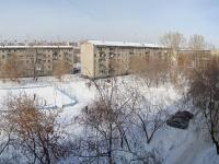 Новосибирск, улица Олеко Дундича, дом 27/1. многоквартирный дом