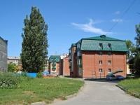 Новосибирск, улица Пятницкого, дом 7. многоквартирный дом