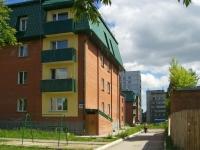 Новосибирск, улица Пятницкого, дом 11. многоквартирный дом