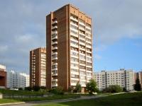 Новосибирск, улица Рассветная, дом 1/1. многоквартирный дом