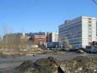 Новосибирск, улица Рассветная, дом 1. поликлиника