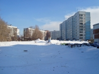 Новосибирск, улица Рассветная, дом 10/1. многоквартирный дом