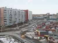Новосибирск, улица Рассветная, дом 12. многоквартирный дом