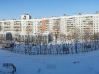 Новосибирск, улица Рассветная, дом 14. многоквартирный дом