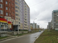 Novosibirsk, st Rodniki, house 2. Apartment house