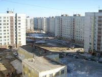 Novosibirsk, st Rodniki, house 6/1. Apartment house