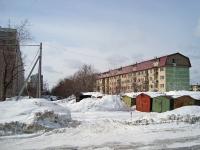 Новосибирск, улица Столетова, дом 19. многоквартирный дом