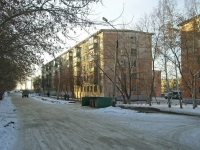 Новосибирск, улица Столетова, дом 21. многоквартирный дом