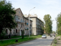 Novosibirsk, Uchitelskaya st, house 3. Apartment house