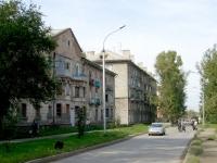 Новосибирск, Учительская ул, дом 3