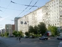 Новосибирск, улица Учительская, дом 8. многоквартирный дом