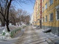 Новосибирск, улица Учительская, дом 15. многоквартирный дом