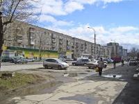 Новосибирск, улица Учительская, дом 22. многоквартирный дом