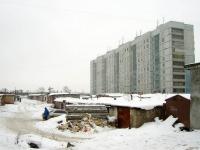 Новосибирск, улица Учительская, дом 24/1. многоквартирный дом
