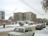 Новосибирск, улица Учительская, дом 24. многоквартирный дом
