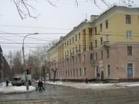 Новосибирск, улица Учительская, дом 31. многоквартирный дом