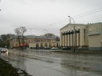 Новосибирск, улица Мира, дом 14. школа творчества им. А.И. Ефремова