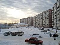 Новосибирск, улица Мира, дом 59/2. многоквартирный дом
