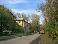 Новосибирск, улица Оловозаводская, дом 4. многоквартирный дом