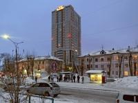 Новосибирск, улица Оловозаводская, дом 6/1. многоквартирный дом
