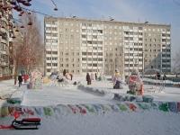 Новосибирск, улица Саввы Кожевникова, дом 5. многоквартирный дом