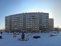 Новосибирск, улица Саввы Кожевникова, дом 11. многоквартирный дом