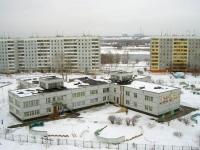 Новосибирск, улица Саввы Кожевникова, дом 13/1. детский сад №494