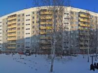 Новосибирск, улица Саввы Кожевникова, дом 13. многоквартирный дом