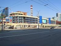 Novosibirsk, st Pokryshkin, house 4. shopping center