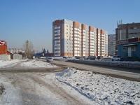 Новосибирск, улица Пермская, дом 57/1. многоквартирный дом