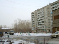 Novosibirsk, st Portovaya 2-ya, house 4. Apartment house