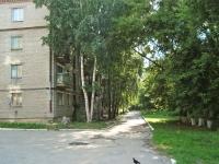 Новосибирск, улица Путевая, дом 5. многоквартирный дом