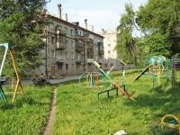 Новосибирск, улица Путевая, дом 6. многоквартирный дом