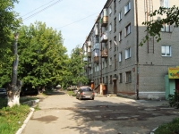 Новосибирск, улица Путевая, дом 8. многоквартирный дом
