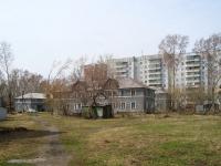 Novosibirsk, alley 4th Rimsky-Korsakov, house 7. Apartment house