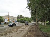 Новосибирск, проезд Северный, дом 7. офисное здание