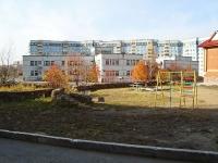 Новосибирск, улица Лазурная, дом 2/1. детский сад №482, Радуга