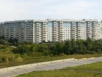 Новосибирск, улица Лазурная, дом 2. многоквартирный дом