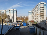 Новосибирск, улица Лазурная, дом 4. многоквартирный дом
