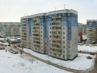 Новосибирск, улица Лазурная, дом 16. многоквартирный дом