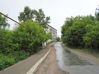 Новосибирск, улица Лобова, дом 54. многоквартирный дом