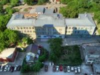 Novosibirsk, st Moskovskaya, house 89. polyclinic