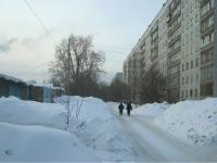 Novosibirsk, st Moskovskaya, house 165. Apartment house