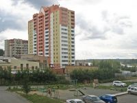 Novosibirsk, st Obskaya 2-ya, house 73. Apartment house