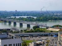 Novosibirsk, Obskaya st, bridge