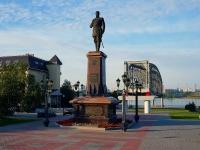 新西伯利亚市,  . 纪念碑