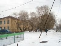 Новосибирск, улица Панфиловцев, дом 41. школа №167