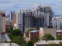 新西伯利亚市, Sadovaya st, 房屋 20. 建设中建筑物
