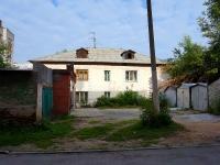 Novosibirsk, st Sadovaya, house 34. Apartment house