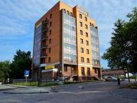 Novosibirsk, st Sakko i Vantsetti, house 11. Apartment house